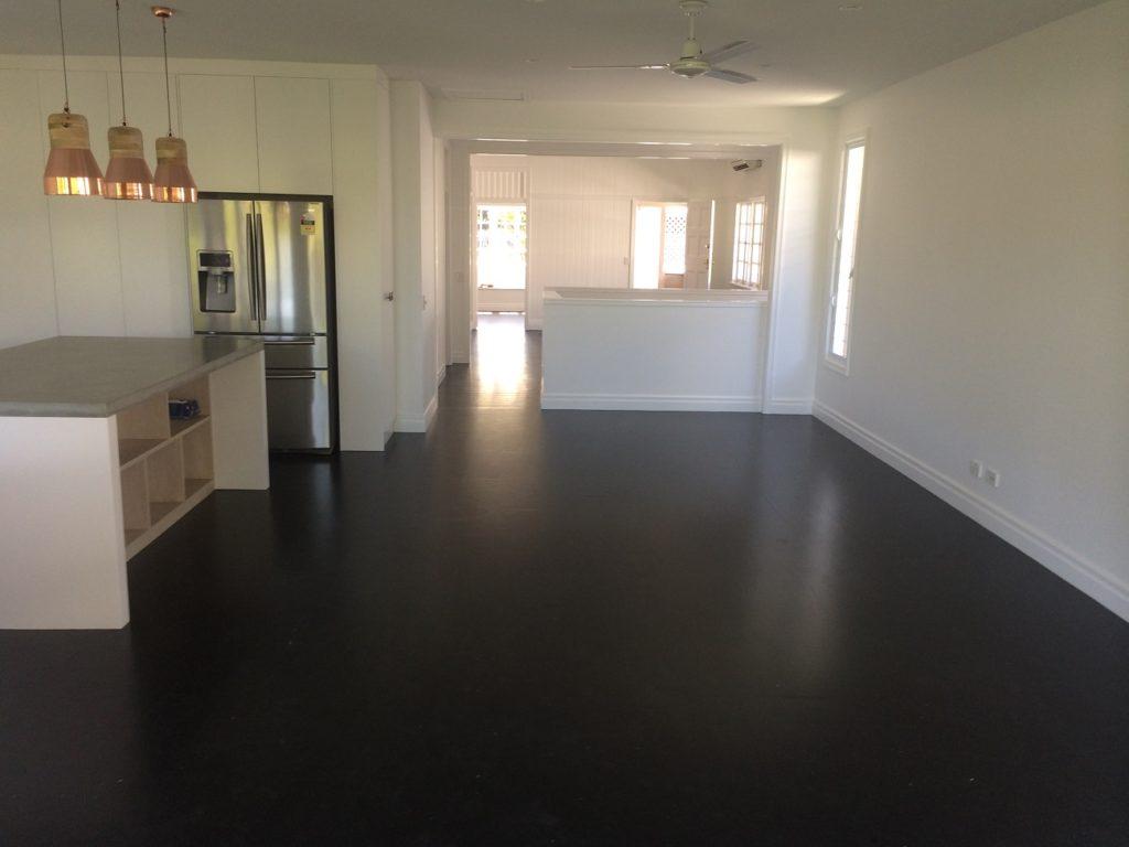 Floors Darren Slater Painter