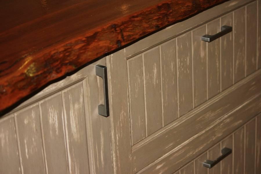 Wood paint kitchen cupboards